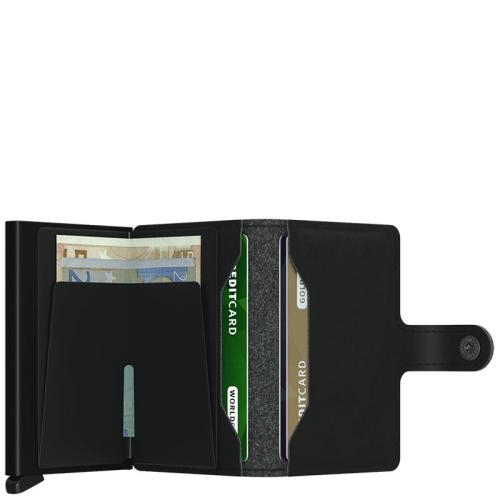 Secrid Miniwallet zwart