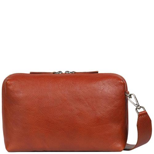 MYOMY My Boxy Bag cognac