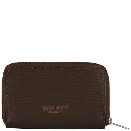 MYOMY My Paper Bag Wallet bruin