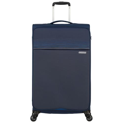 American Tourister Lite Ray blauw