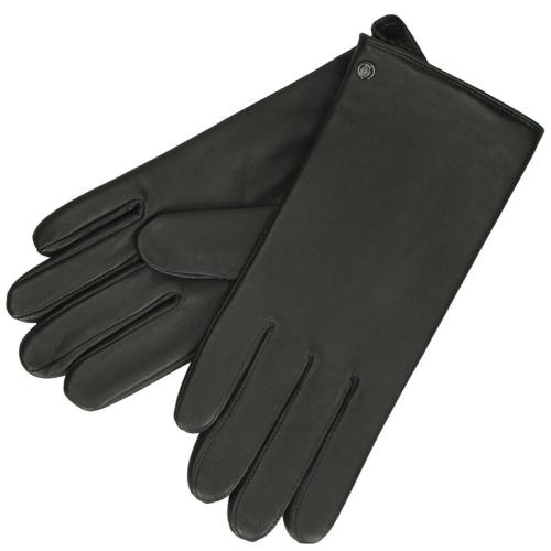 Roeckl Klassiker Fleece zwart