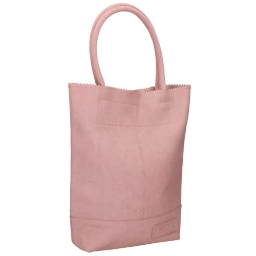 Zebra Trends Natural Bag roze