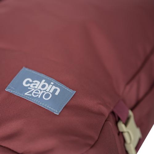 Cabin Zero Classic rood