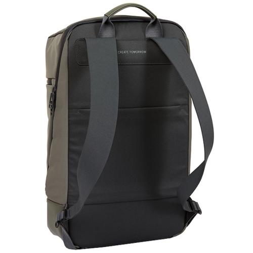 Salzen Plain Backpack grijs