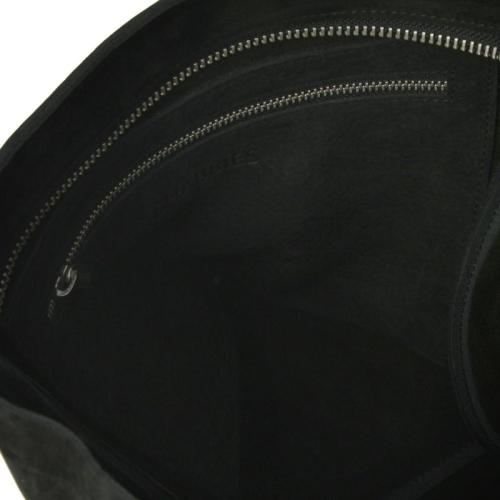 Shabbies Amsterdam Nubuck zwart