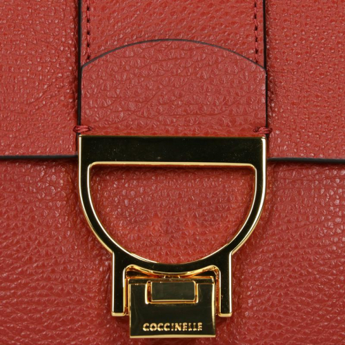 Coccinelle Arlettis rood
